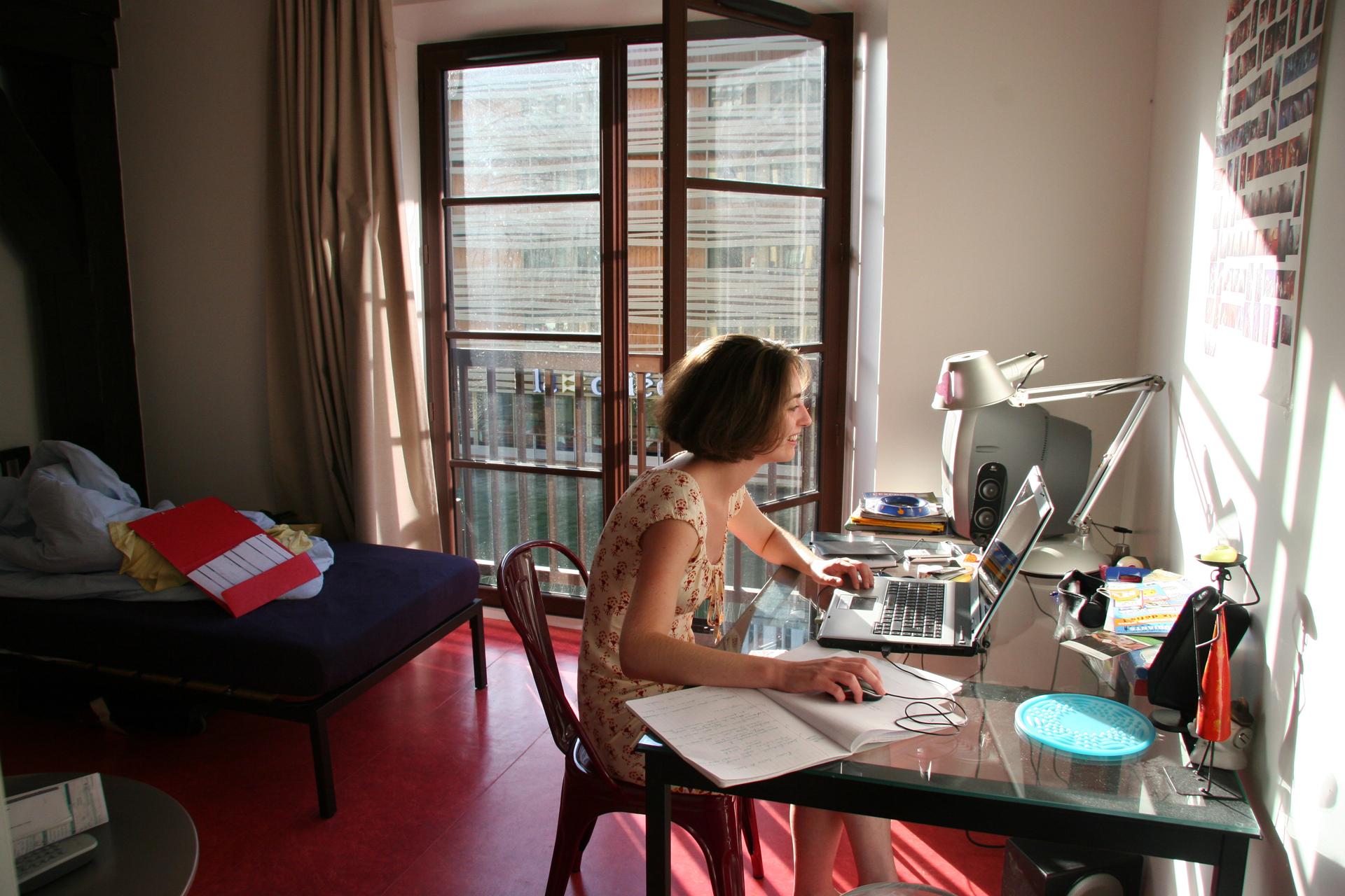 les villes les moins chers pour avoir un logement tudiant mon waka. Black Bedroom Furniture Sets. Home Design Ideas